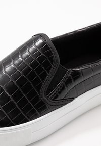 NA-KD - TRAINERS - Loafers - black - 6