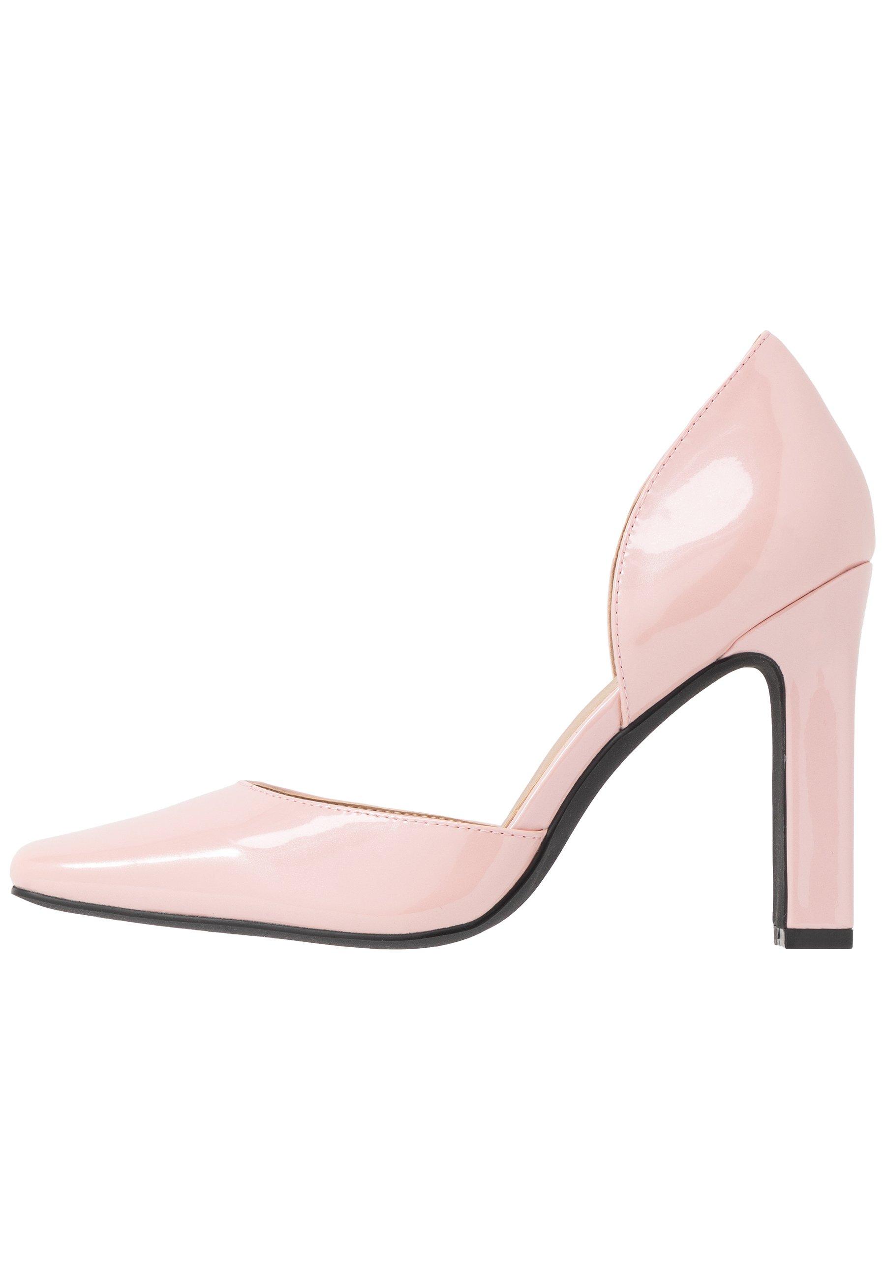 Na-kd Squared - Høye Hæler Dusty Pink