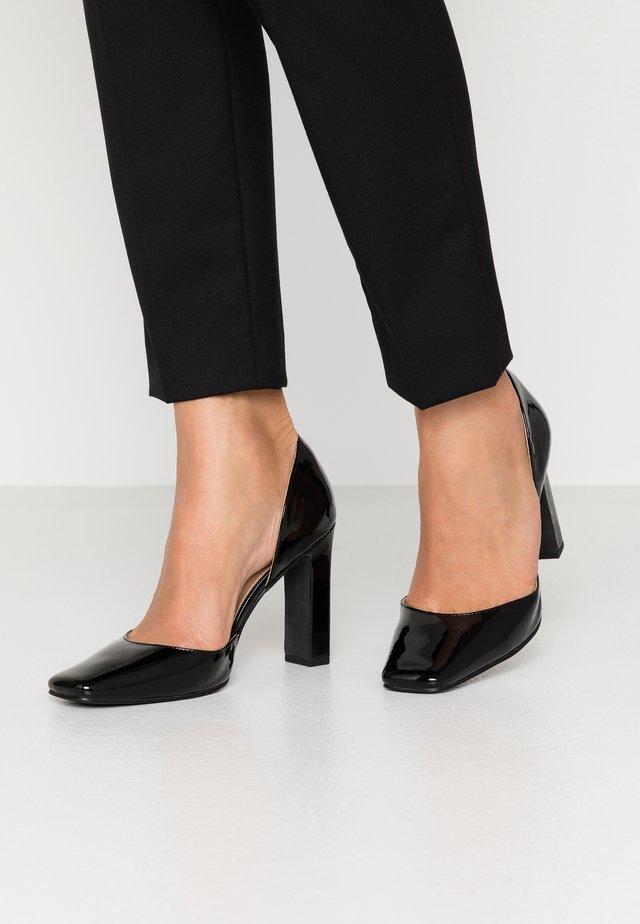 SQUARED - High Heel Pumps - black