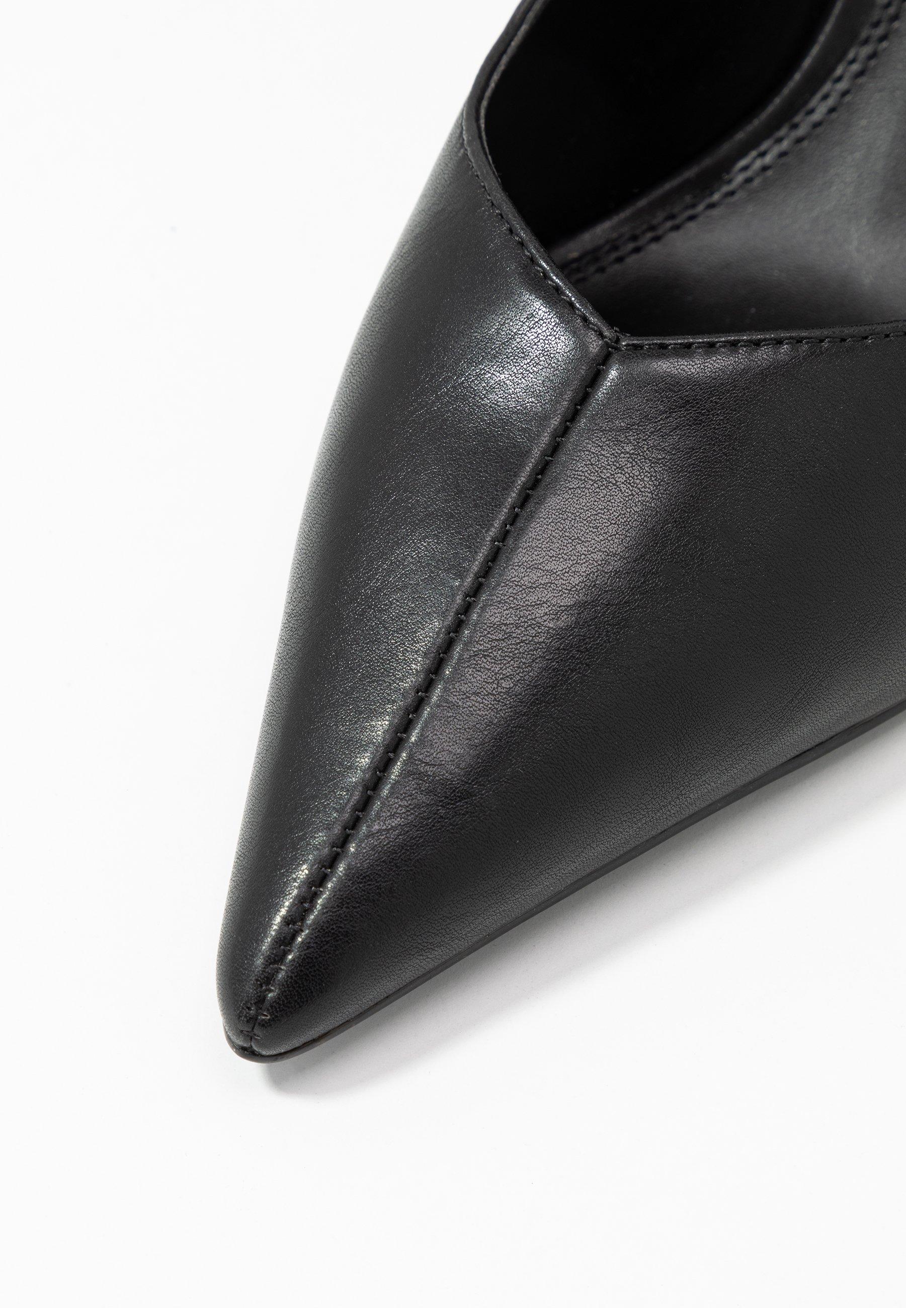 NA-KD CONE SHAPE POINTY  - Pumps - black bwMD72