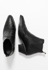 NA-KD - Boots à talons - black - 3