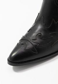 NA-KD - Boots à talons - black - 2