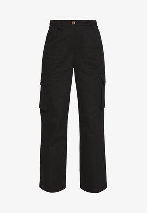 Misslisibell x NA-KD - Kalhoty - black