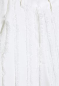 NA-KD - ZALANDO X NA-KD DETAIL SUIT PANTS - Trousers - off white - 5