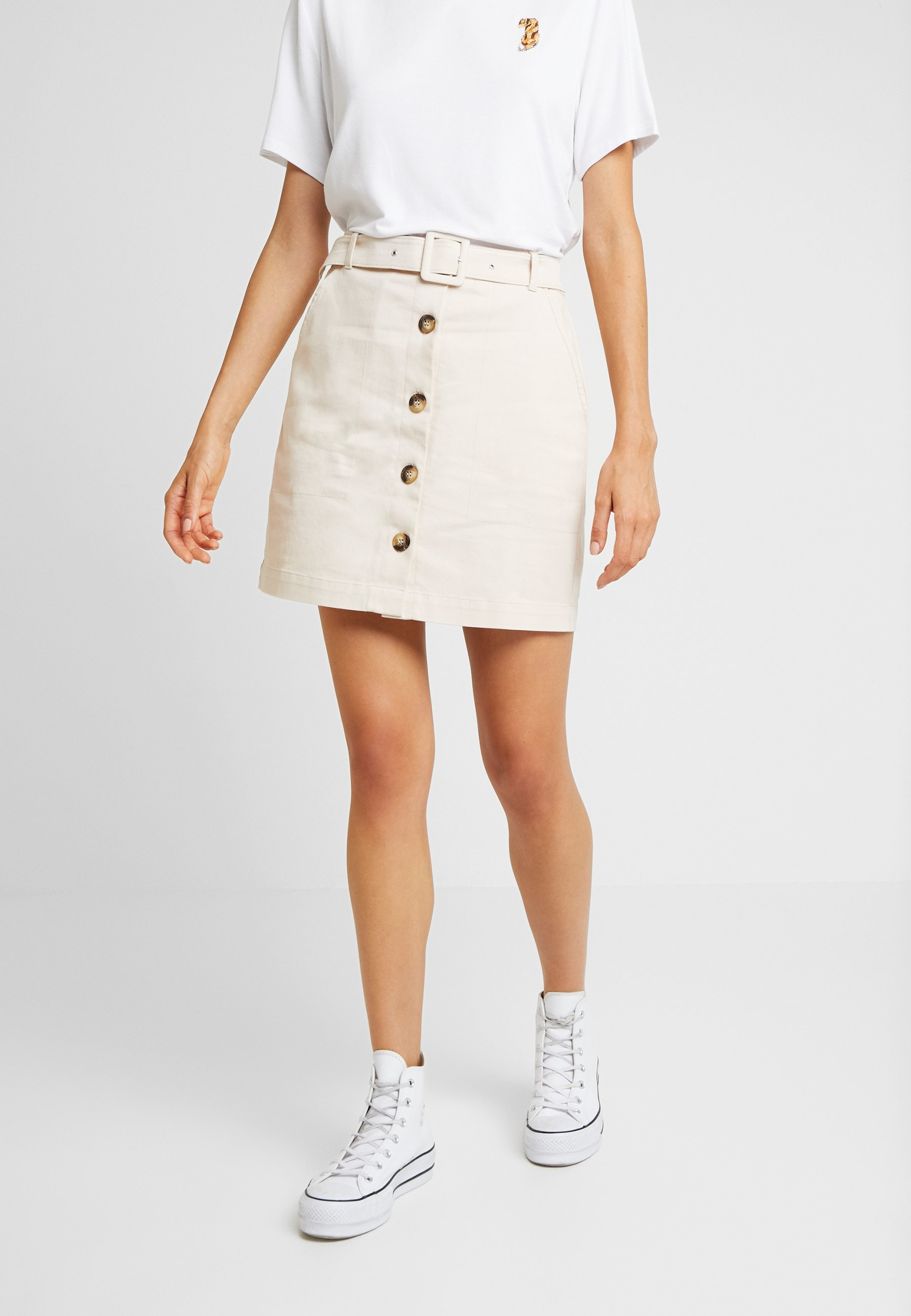 Belted Belted kd SkirtMinigonna Na SkirtMinigonna kd Na Sand HeD2bE9IYW