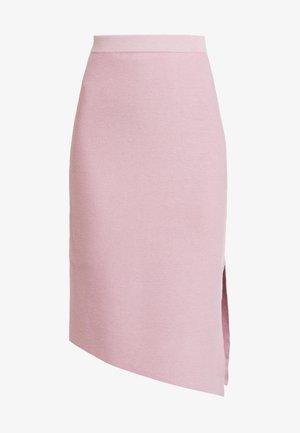 EMILIE BRITING MIDI SKIRT - Pouzdrová sukně - pink