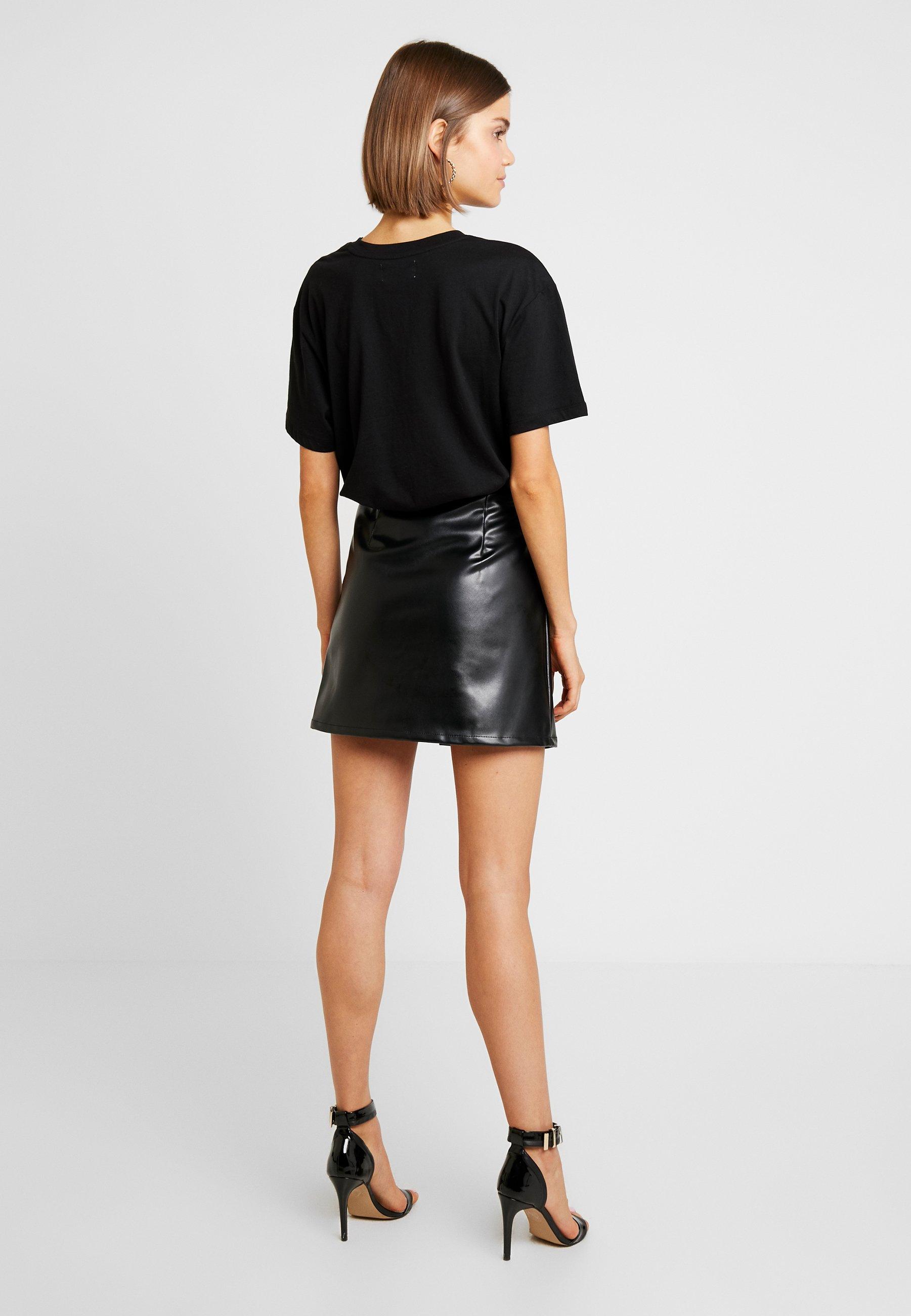 A Campana kd Black Na Wrap SkirtGonna Buttoned XTkiuZOP