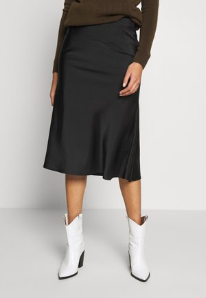 SKIRT - A-Linien-Rock - black