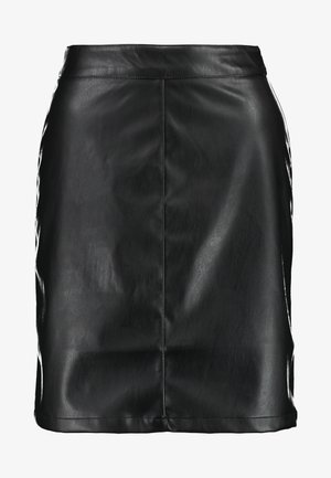 PENCIL SKIRT - Spódnica ołówkowa  - black