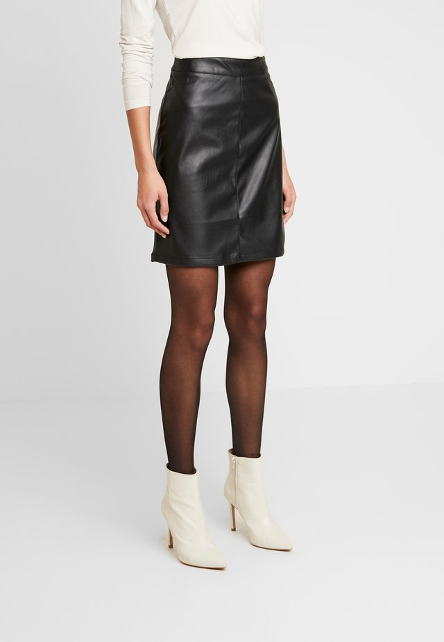 PENCIL SKIRT - Kynähame - black