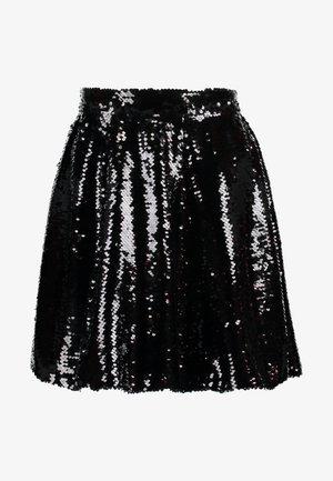 ZALANDO X NA-KD - Áčková sukně - black