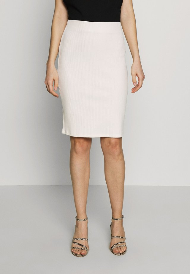 SKIRT - Kynähame - off white