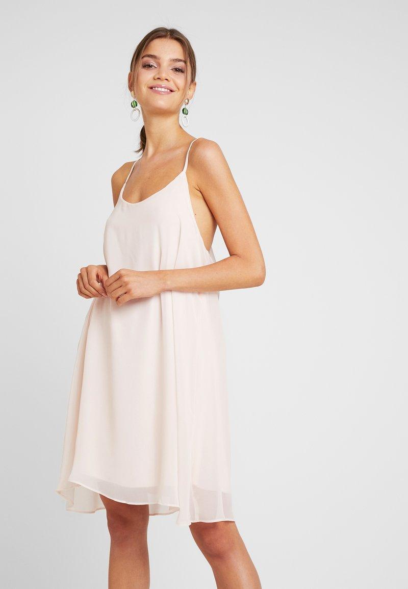 NA-KD - CAMI DRESS - Cocktail dress / Party dress - pink