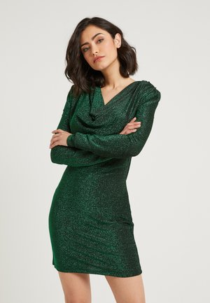 ZALANDO X NA-KD  - Cocktail dress / Party dress - green