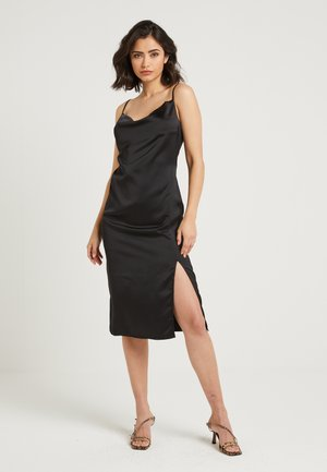 ZALANDO X NA-KD - Cocktailkleid/festliches Kleid - black