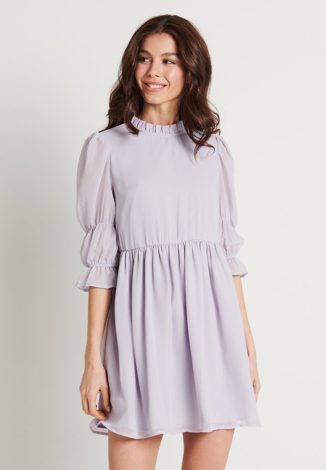 MINI DRESS - Juhlamekko - dusty lilac