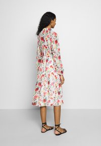 NA-KD - RUFFLED MIDI DRESS - Košilové šaty - multicoloured - 3