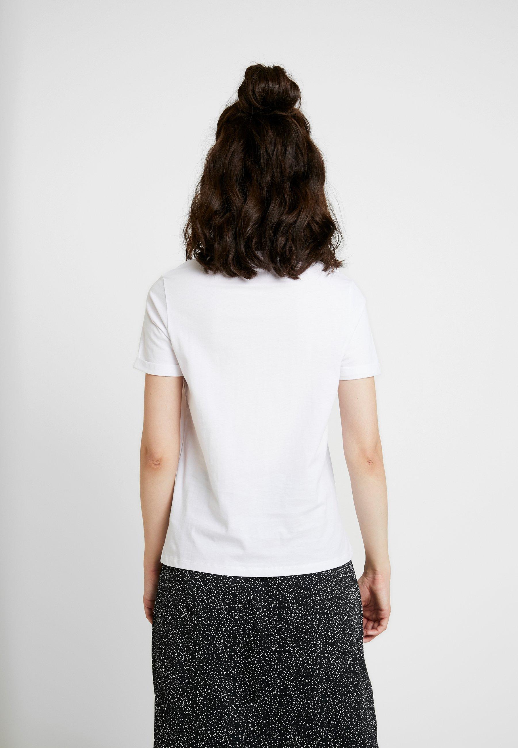 kd HemT Optical shirt Imprimé Funk Roll Na White Yby6gf7v