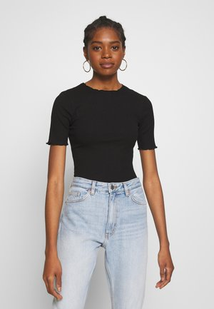BABYLOCK - Print T-shirt - black