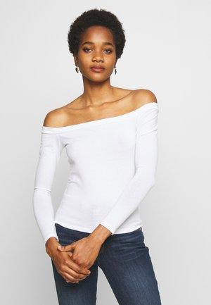 Pamela Reif x NA-KD - Long sleeved top - offwhite