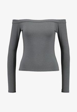 Pamela Reif x NA-KD - Long sleeved top - grey