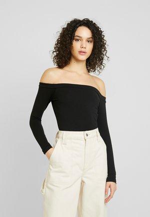 Pamela Reif x NA-KD - Långärmad tröja - black