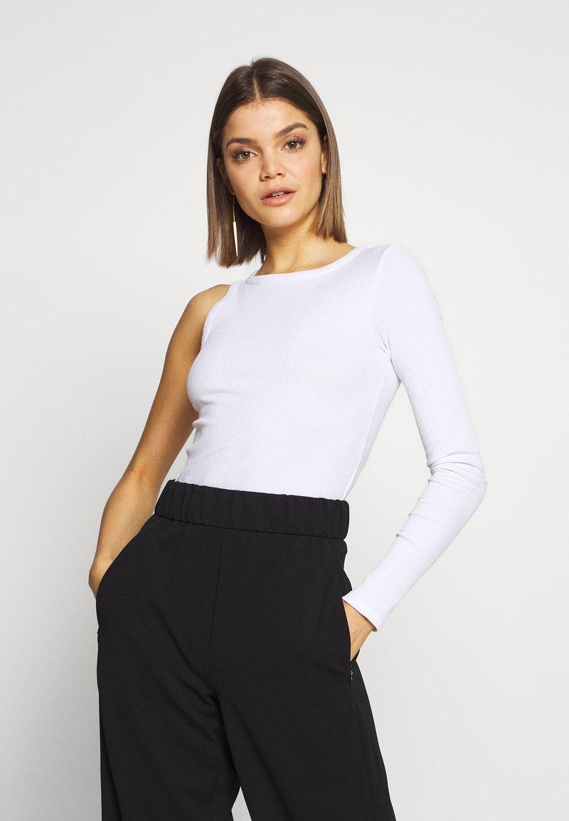 NA-KD - Long sleeved top - white