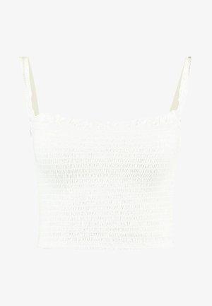 TALISA OFF SHOULDER - Blouse - white