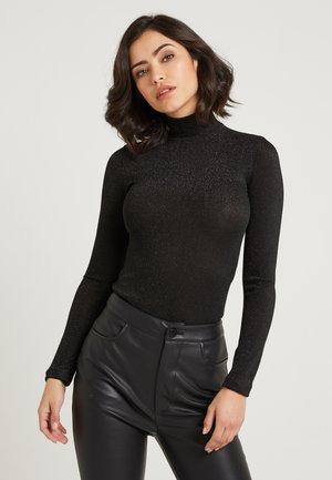 ZALANDO X NA-KD - Long sleeved top - black