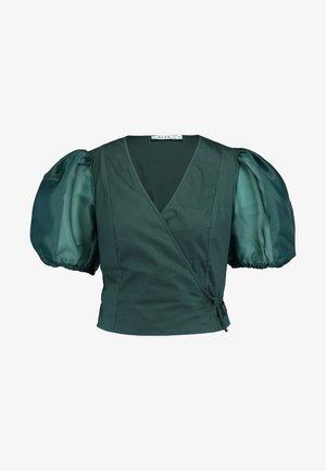 ZALANDO X NA-KD - Blůza - emerald green