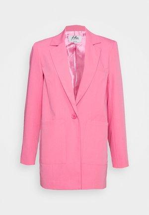 HOSS X PADDED OVERSIZED - Blazer - pink