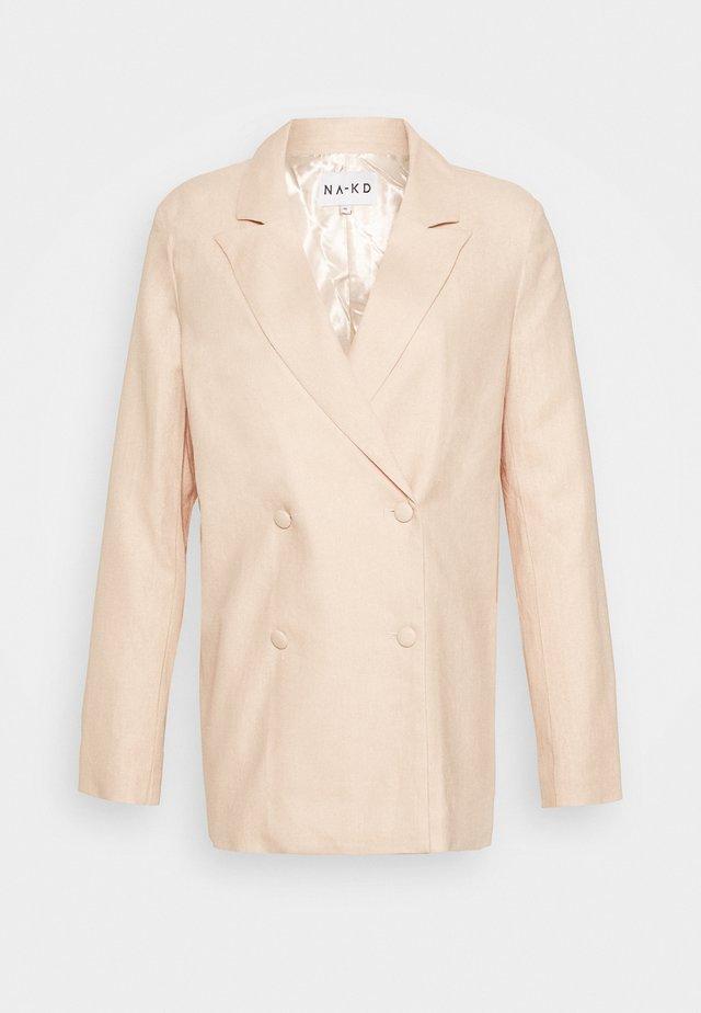 LOOK - Pitkä takki - apricot
