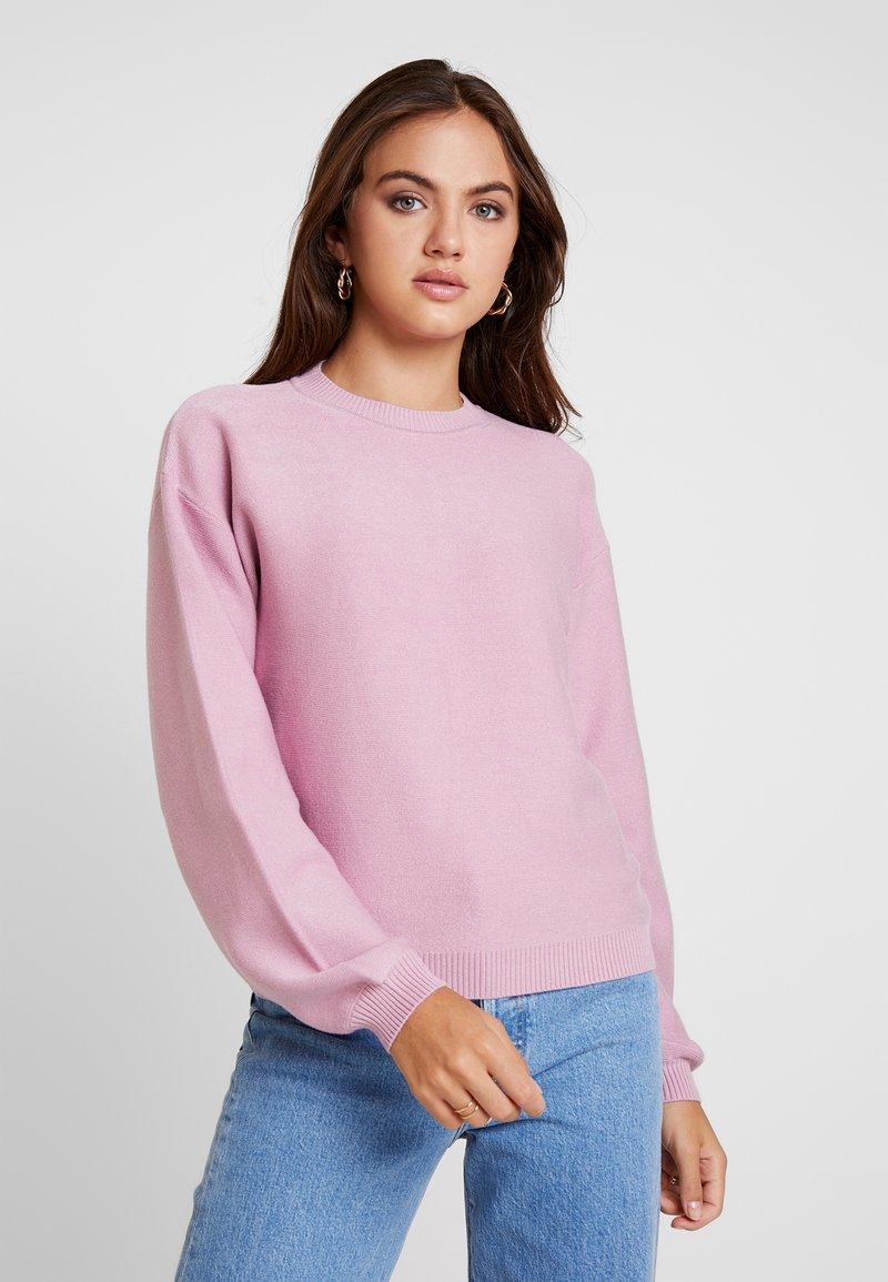 NA-KD - EMILIE BRITING - Jersey de punto - pink