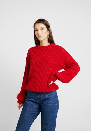 BLEND - Jersey de punto - red