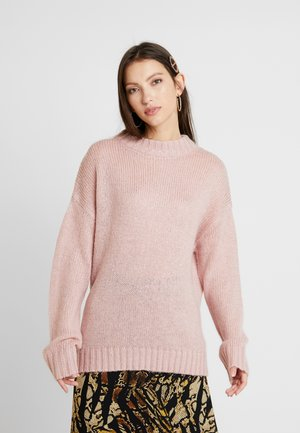 ADORABLE CARO WIDE - Neule - pink