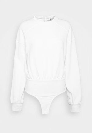 BODY - Felpa - white