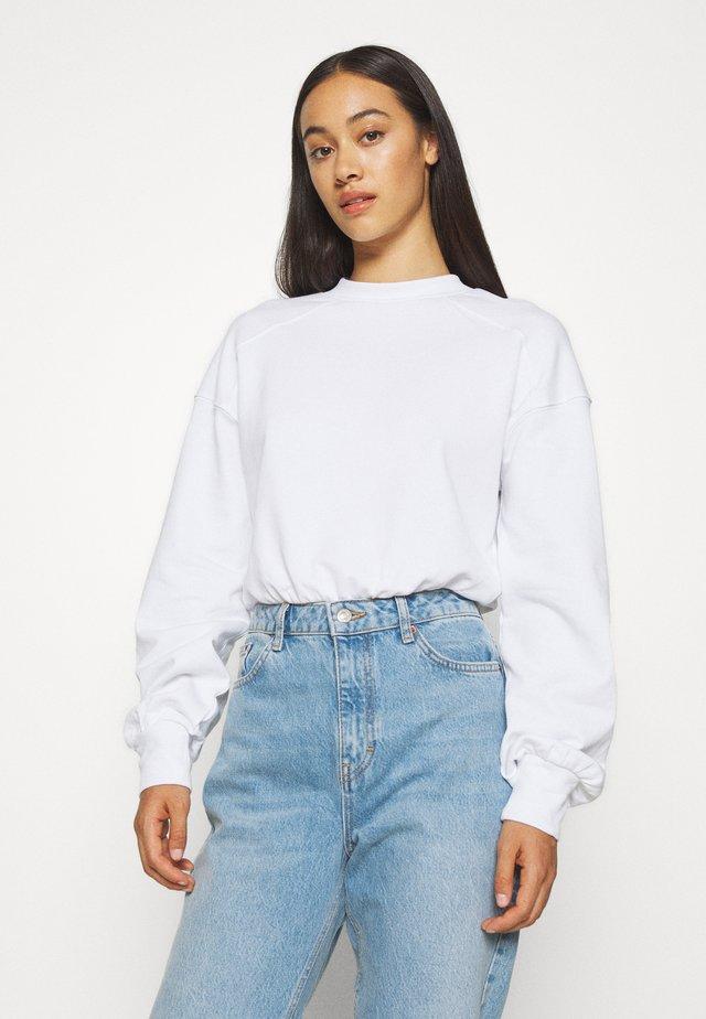 BODY - Sweatshirt - white