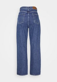 NA-KD - Jeans relaxed fit - mid blue - 1