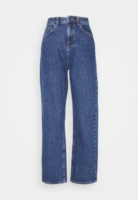 NA-KD - Jeans relaxed fit - mid blue - 0