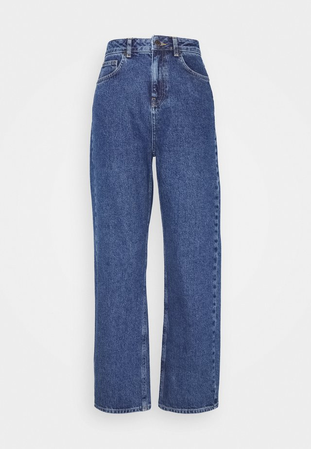 Jeans relaxed fit - mid blue