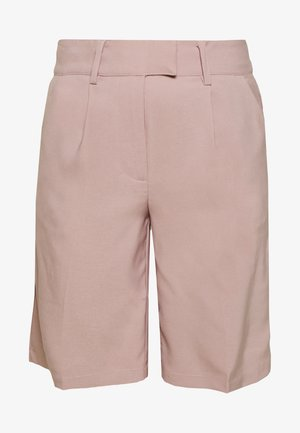 PLEATED  - Shorts - dusty pink