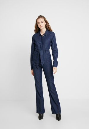 Overall / Jumpsuit /Buksedragter - blue wash