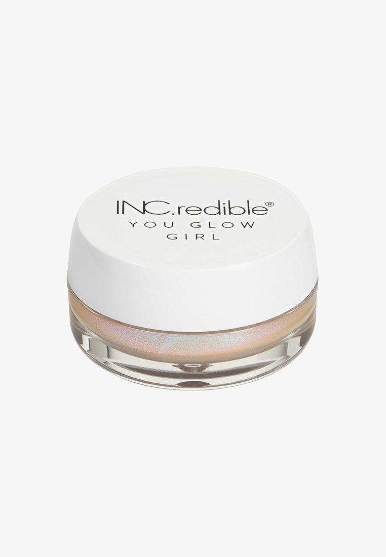 INC.redible - INC.REDIBLE YOU GLOW GIRL IRIDESCENT JELLY - Highlighter - 10343 more fizz, less biz