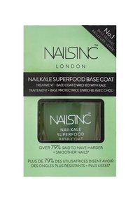 Nails Inc - NAILKALE SUPERFOOD BASE COAT 14ML - Nagellak: base coat - 6278 neutral - 1