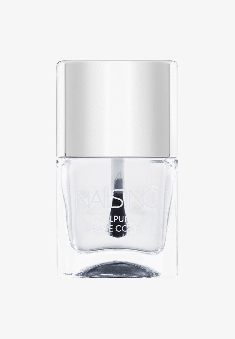 Nails Inc - NAILPURE BASE COAT 14ML - Nagellak - 7381 neutral
