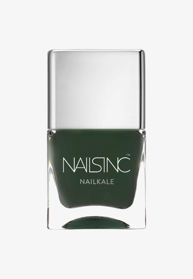 Nails Inc - NAIL KALE - Nagellack - bruton mews
