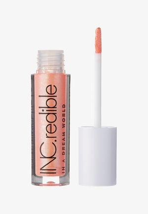 INC.REDIBLE IN A DREAM WORLD SHEER LIPGLOSS - Lip gloss - never peachless