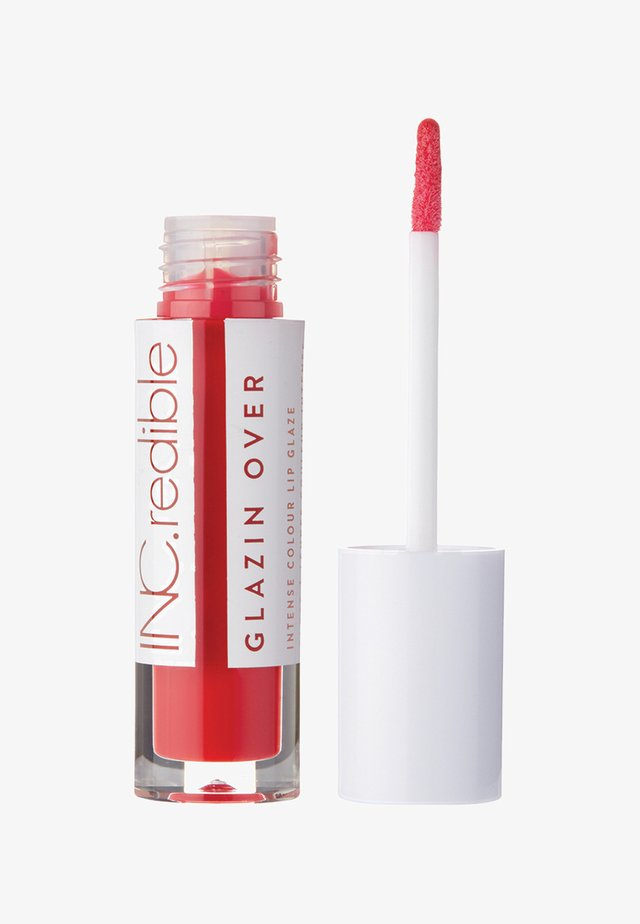 INC.REDIBLE GLAZIN OVER LIP GLAZE - Läppglans - 10089 vibes tribe