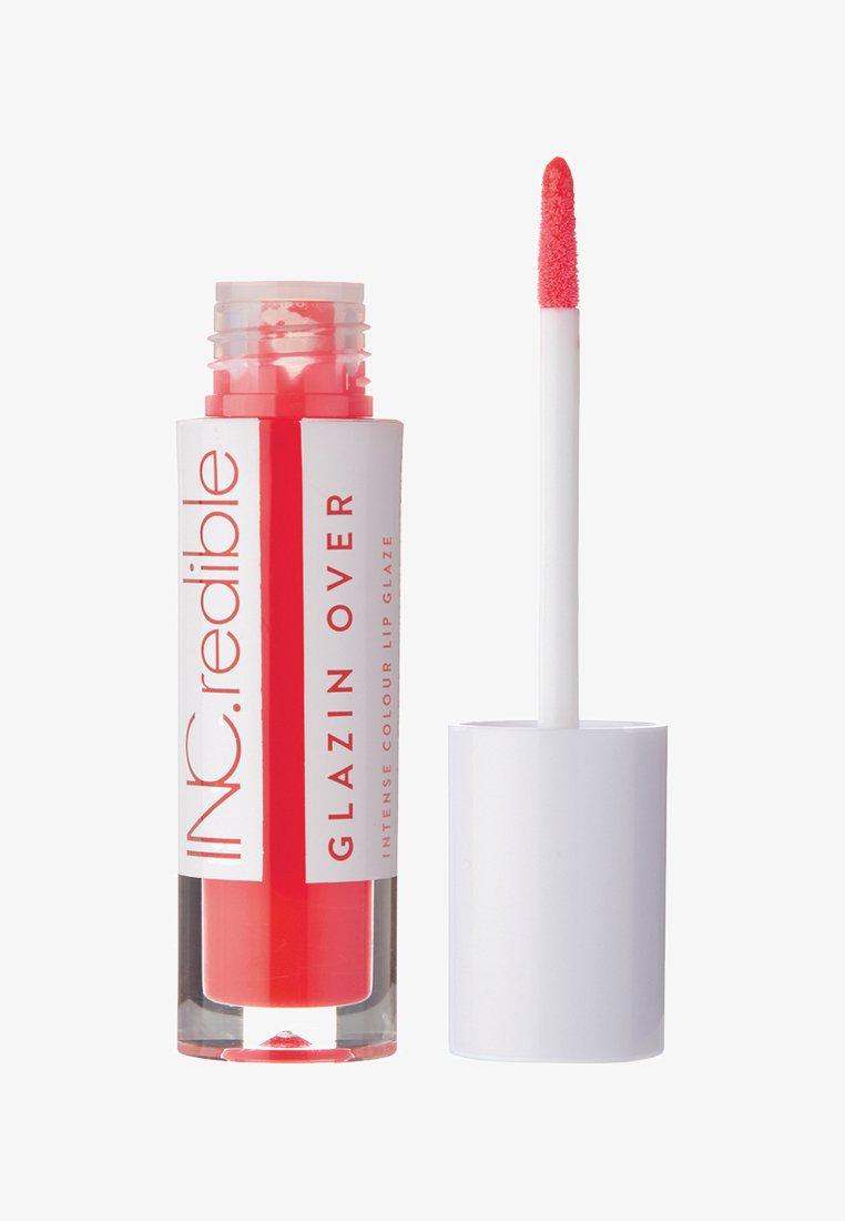 INC.redible - INC.REDIBLE GLAZIN OVER LIP GLAZE - Lip gloss - 10088 everyday selfie