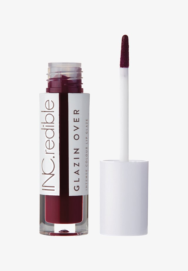INC.REDIBLE GLAZIN OVER LIP GLAZE - Läppglans - 10093 my mantra